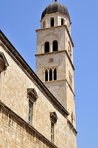 Franciscan Monastery, Grad old town, Dubrovnik, Dalmatia, Croatia, Europe