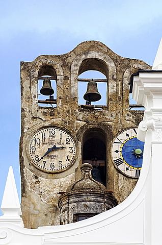 S.Sofia church, Anacapri, Capri island, Naples, Campania, Italy, Europe