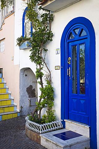 Ischia house, Ischia Island, Naples, Campania, Italy, Europe