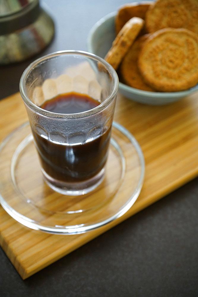 Breakfast coffe, Italy, Europe