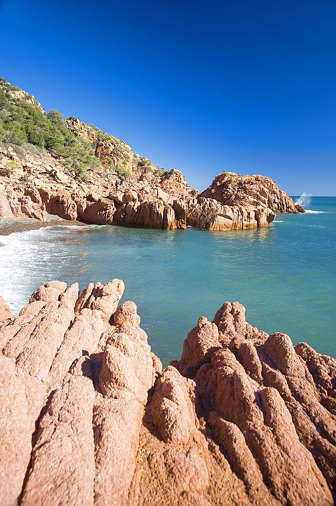Marina di Gairo, Sardinia, Italy, Europe