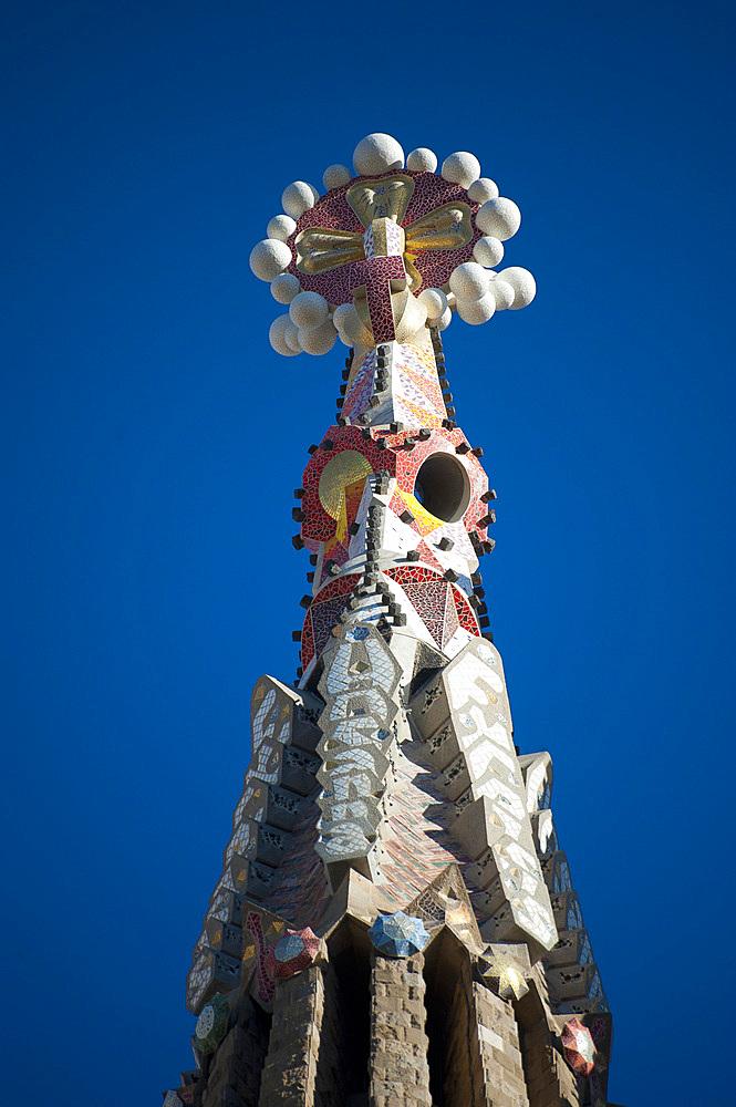 Particular, Sagrada Família, Carrer de Mallorca, Barcelona, Catalonia, Spain, Europe