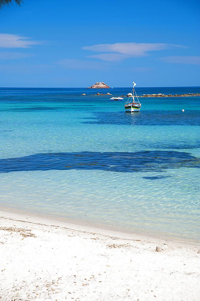 Pinarello beach, Corsica, France, Europe