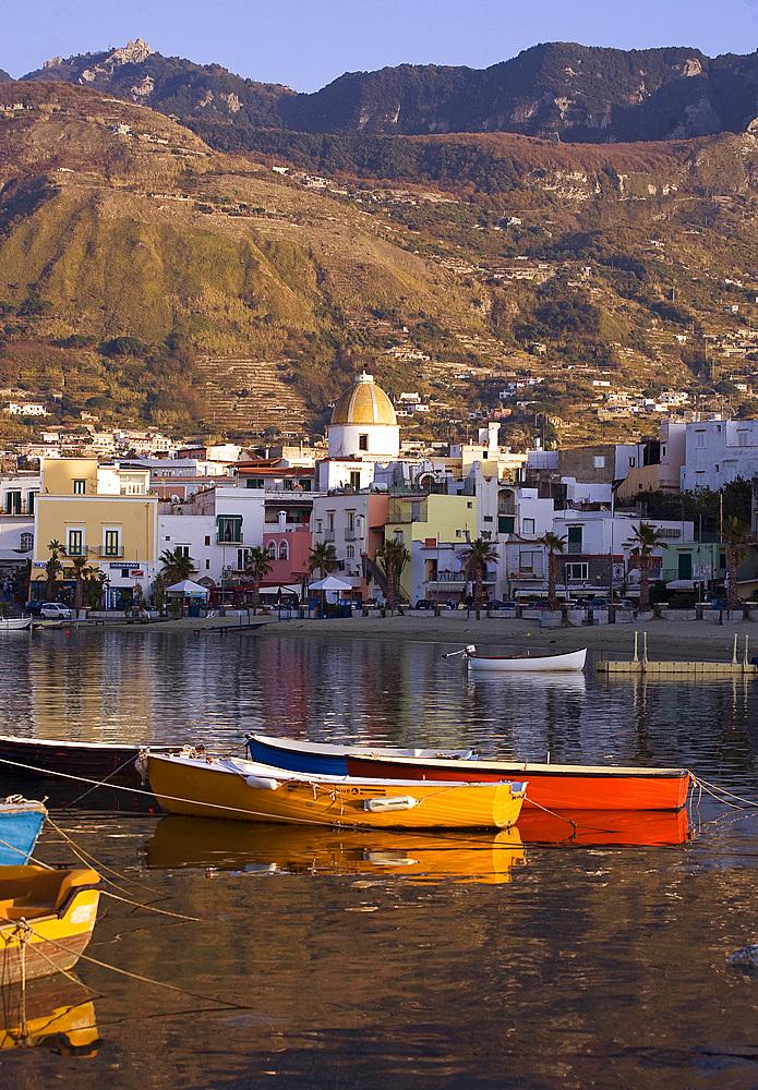 Forio d'Ischia, Ischia island, Naples, Campania, Italy, Europe