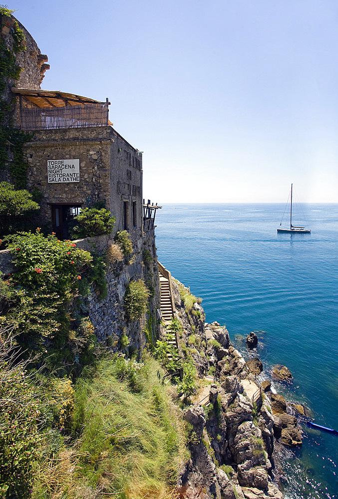 Amalfi, Amalfi coast, Campania, Italy, Europe