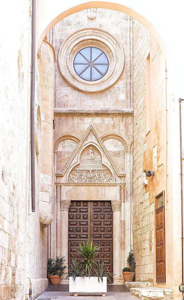 Santa Maria Cathedral, Cagliari, Sardinia, Italy, Europe