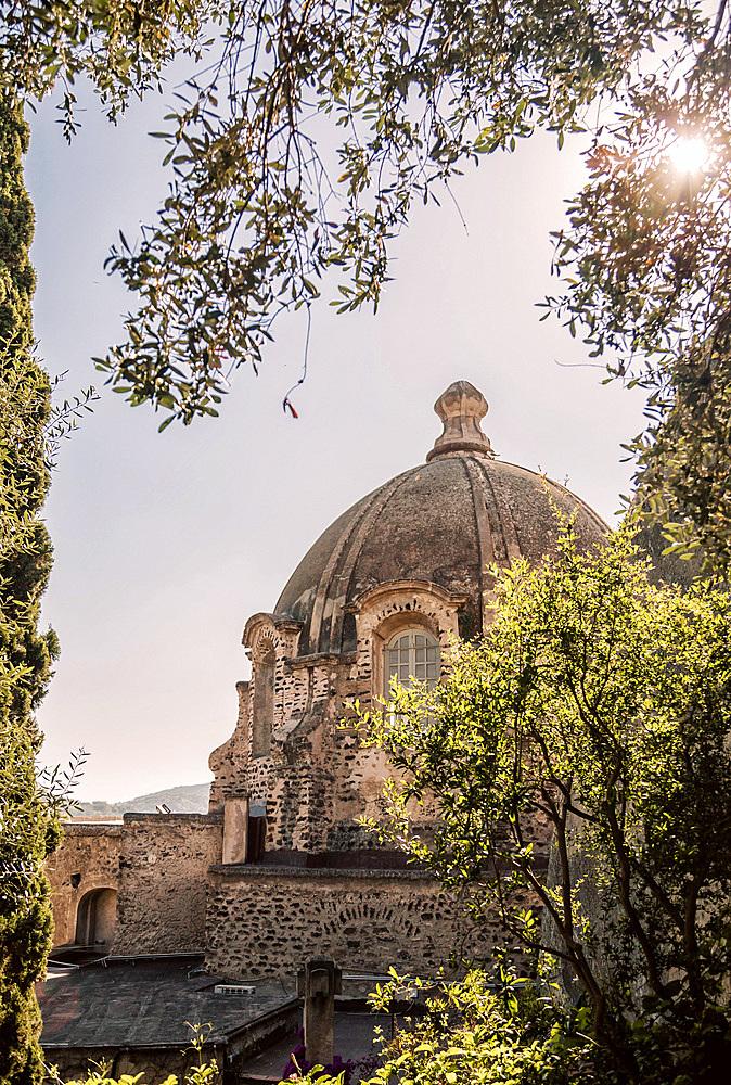Church, Ischia, Campania, Italy, Europe