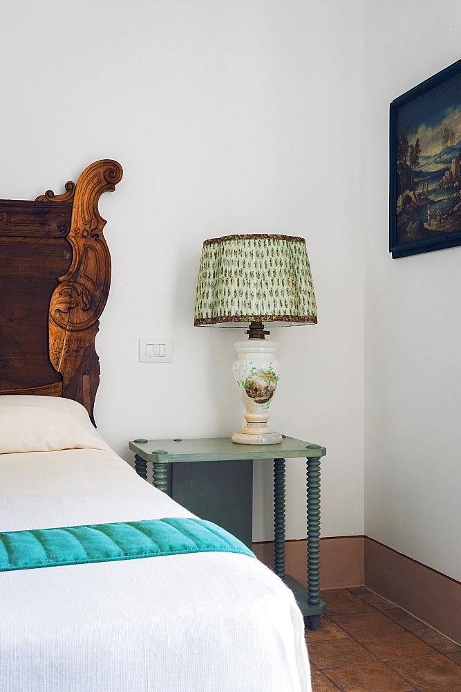 Interior detail, Santavenere Hotel, Maratea, Basilicata, Italy, Europe