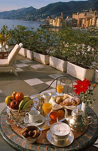 Cenobio dei Dogi Hotel, Camogli, Liguria, Italy