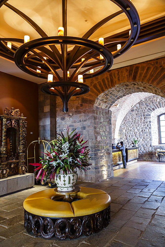 Marriott Hotel, Cuzco, Peru, South America