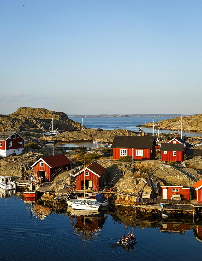 Vaderoarna (The Weather Islands) archipelago, Bohuslan region, west coast, Sweden, Scandinavia, Europe