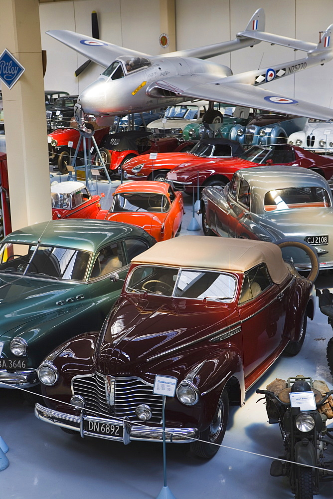 Southward Car Museum, Paraparaumu, North Island, New Zealand, Pacific *** Local Caption *** The largest collection of vintage vehicles in the southern hemisphere