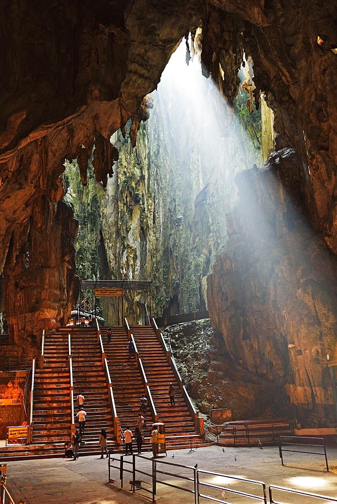 Batu Caves, Gombak, Malaysia, Southeast Asia, Asia