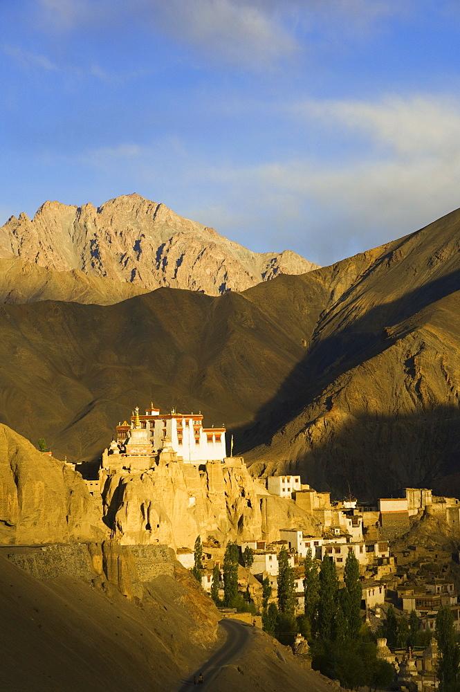 Lamayuru gompa (monastery), Lamayuru, Ladakh, Indian Himalayas, India, Asia - 756-498