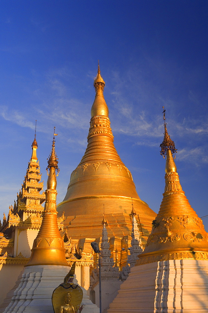 Shwedagon Pagoda, Yangon (Rangoon), Myanmar (Burma), Asia - 756-893