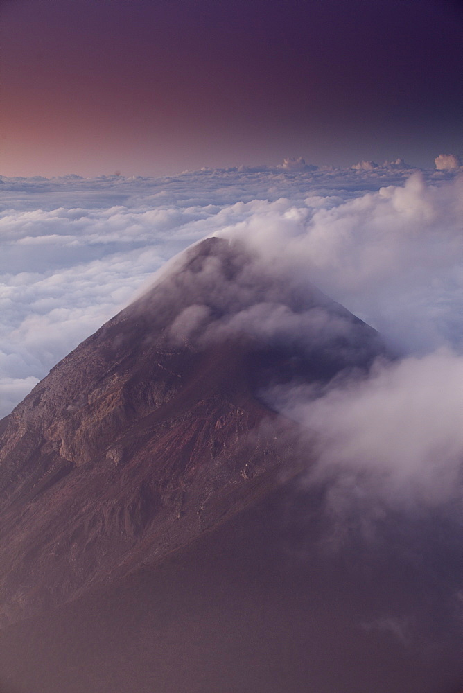 Volcan Fuego, Guatemala, Central America