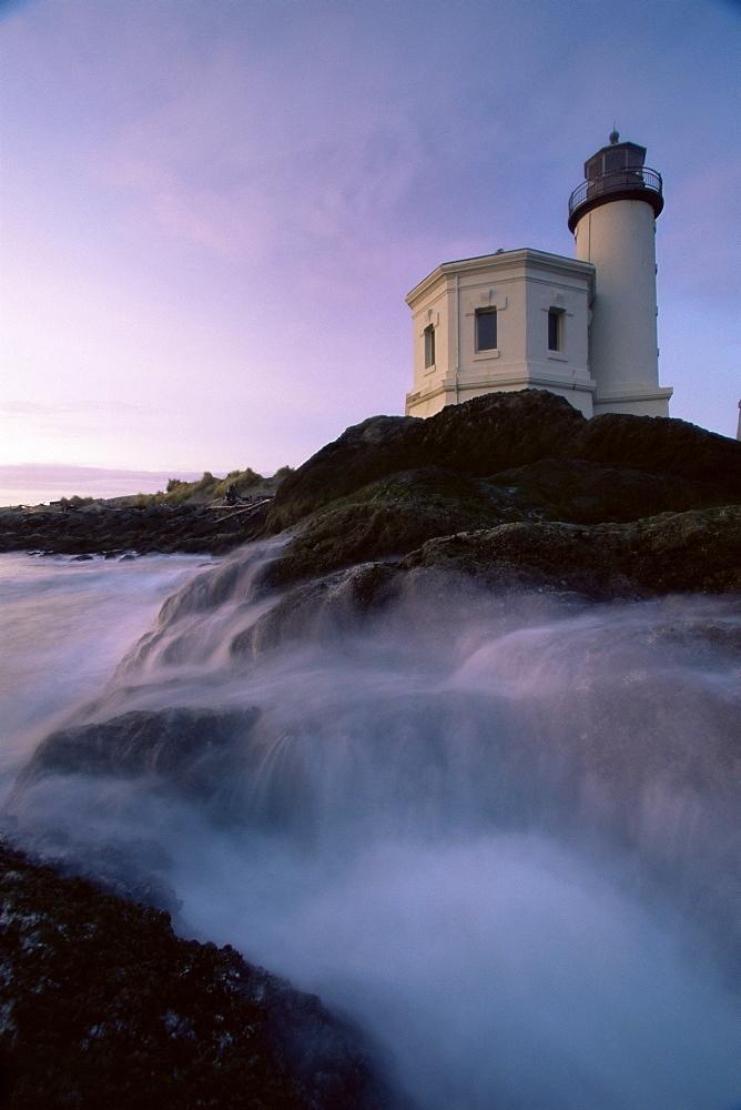 Lighthouse, Brandon, Oregon, United States of America, North America
