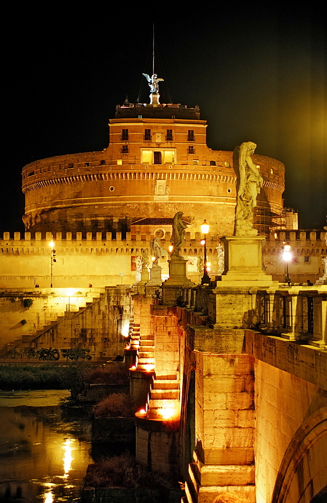 Castel Sant Angelo, Italy, Rome, Vatican City
