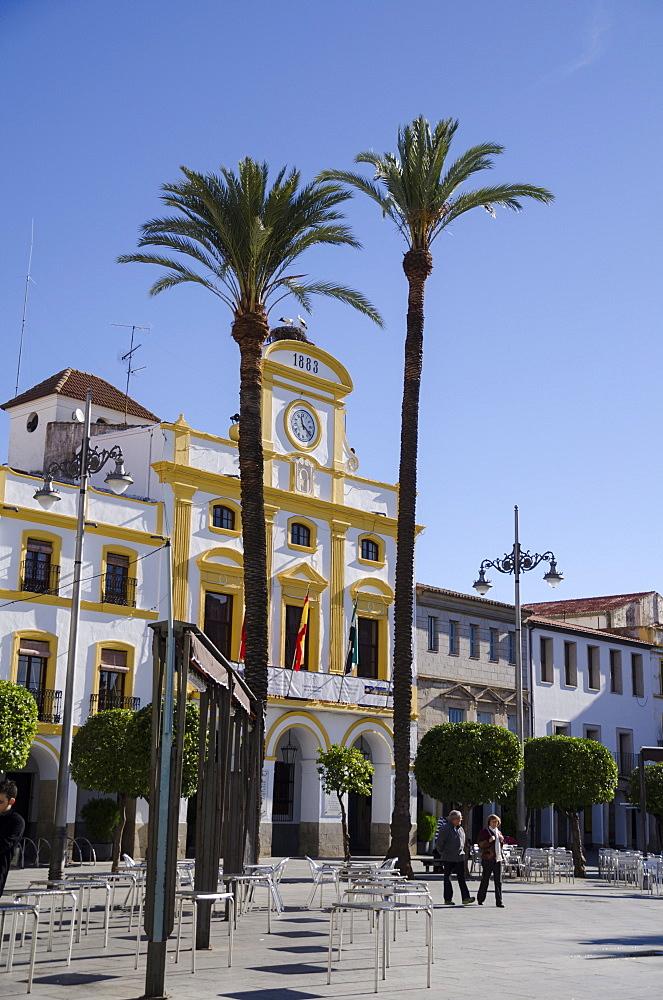 Merida, Badajoz, Extremadura, Spain, Europe