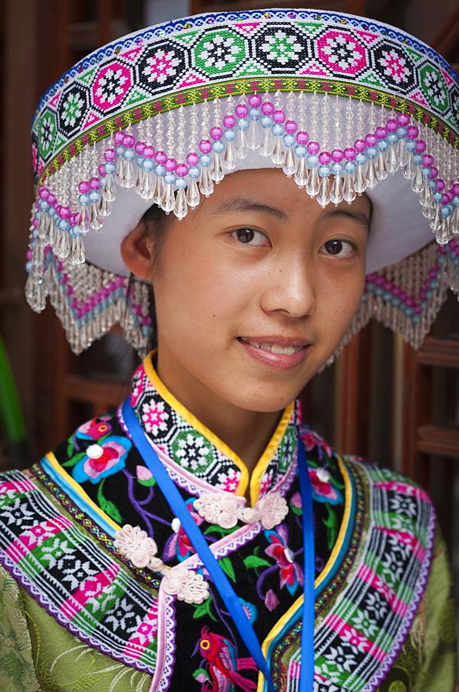 Xingwen Miao Folk Village, Sichuan Province, China, Asia - 767-1192