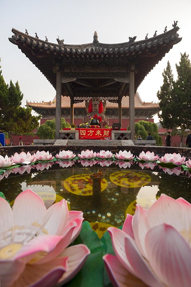 Dai Temple, Taian, Shandong province, China, Asia - 767-1249