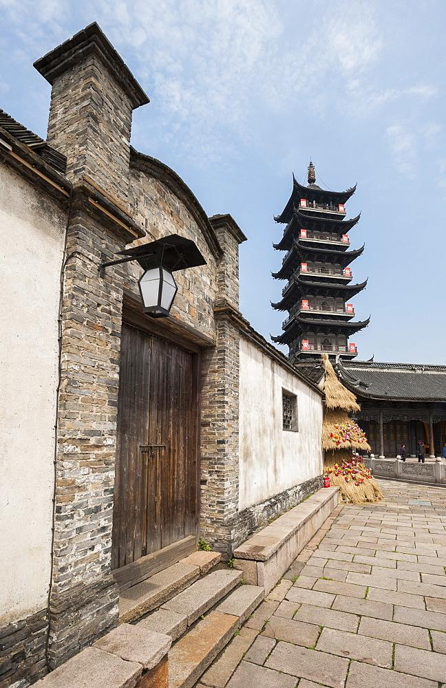 Wuzhen, Zhejiang province, China, Asia - 767-1282