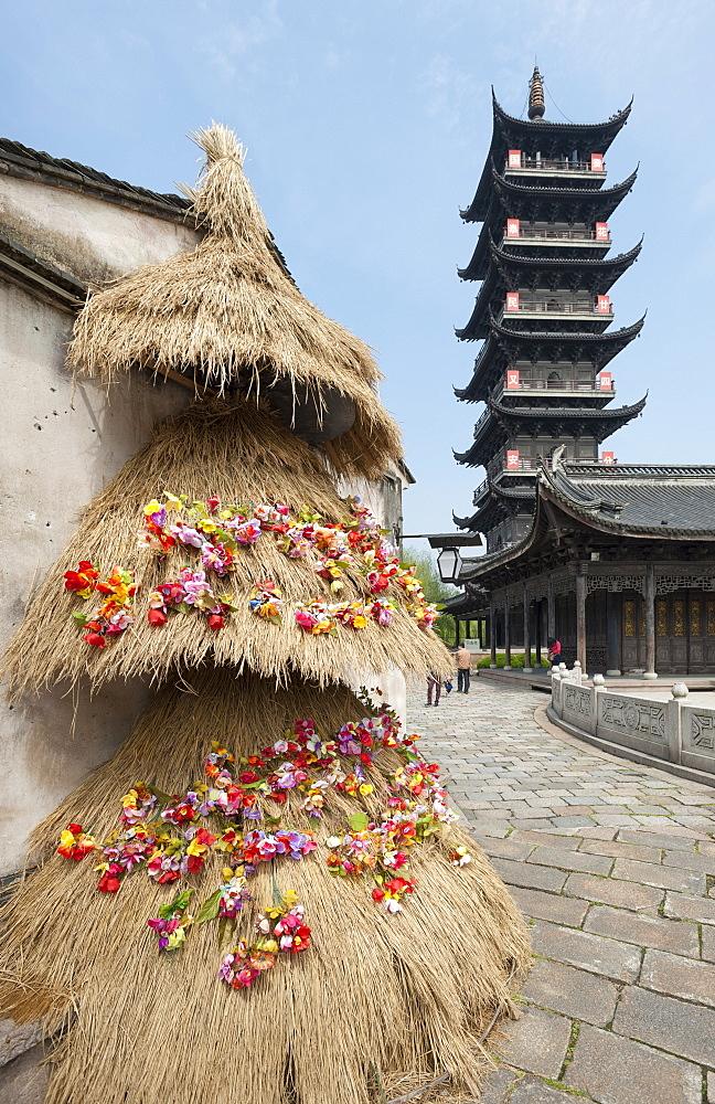 Wuzhen, Zhejiang province, China, Asia - 767-1284