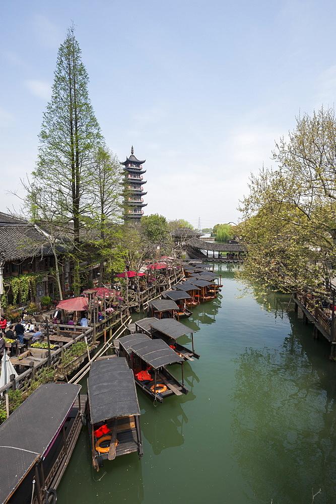 Wuzhen, Zhejiang province, China, Asia - 767-1287