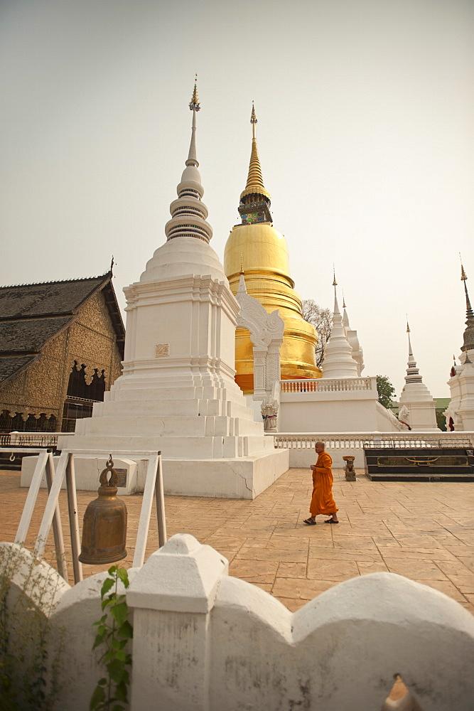 Wat Suan Dok, Chiang Mai, Chiang Mai Province, Thailand, Southeast Asia, Asia