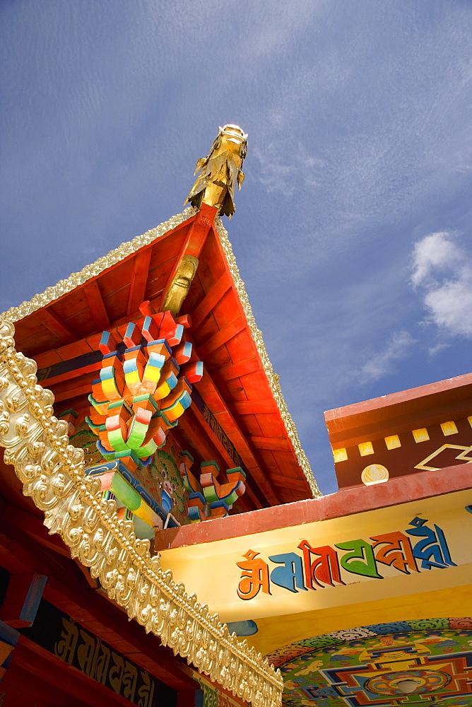 Ganden Sumsteling Gompa (Songzanlin Si) Buddhist Monastery, Shangri-La, formerly Zhongdian, Shangri-La region, Yunnan Province, China, Asia