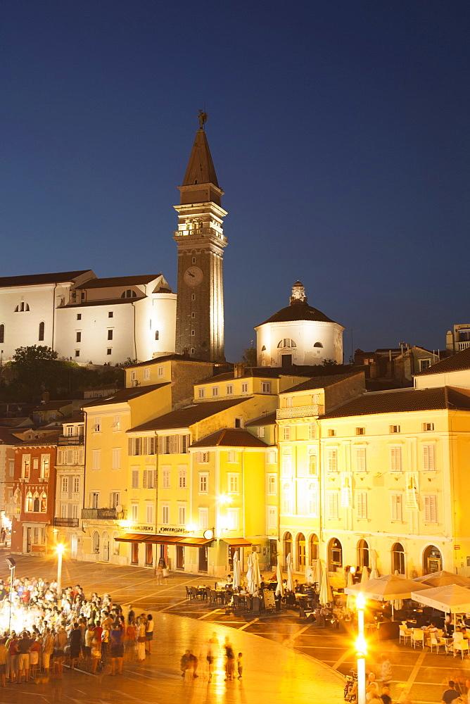 Piran, Istria, Adriatic Coast, Slovenia, Europe