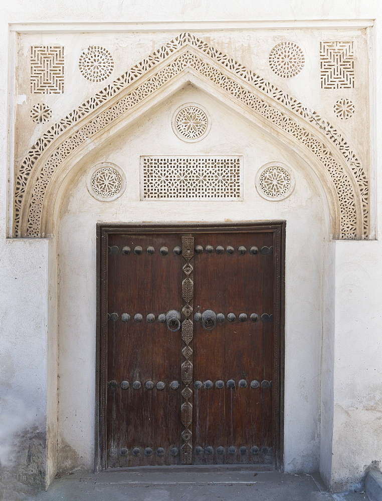 Shaikh Isa's House, Muharraq, Bahrain, Middle East
