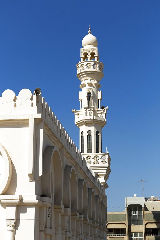 Shaikh Isa bin Ali Mosque, Muharraq, Bahrain, Middle East