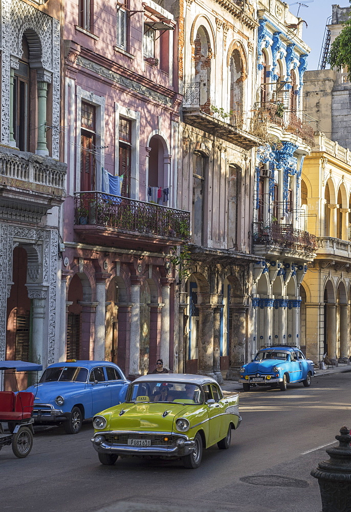 Havana, Cuba, West Indies, Caribbean, Central America - 772-3674