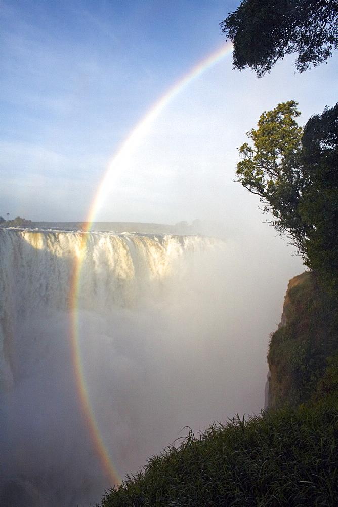 Victoria Falls, UNESCO World Heritage Site, Zimbabwe, Africa - 774-769