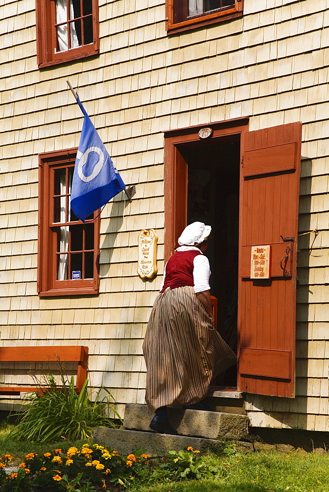 Cossit House Museum dating from 1878), Town of Sydney, Cape Breton Island, Nova Scotia, Canada, North America