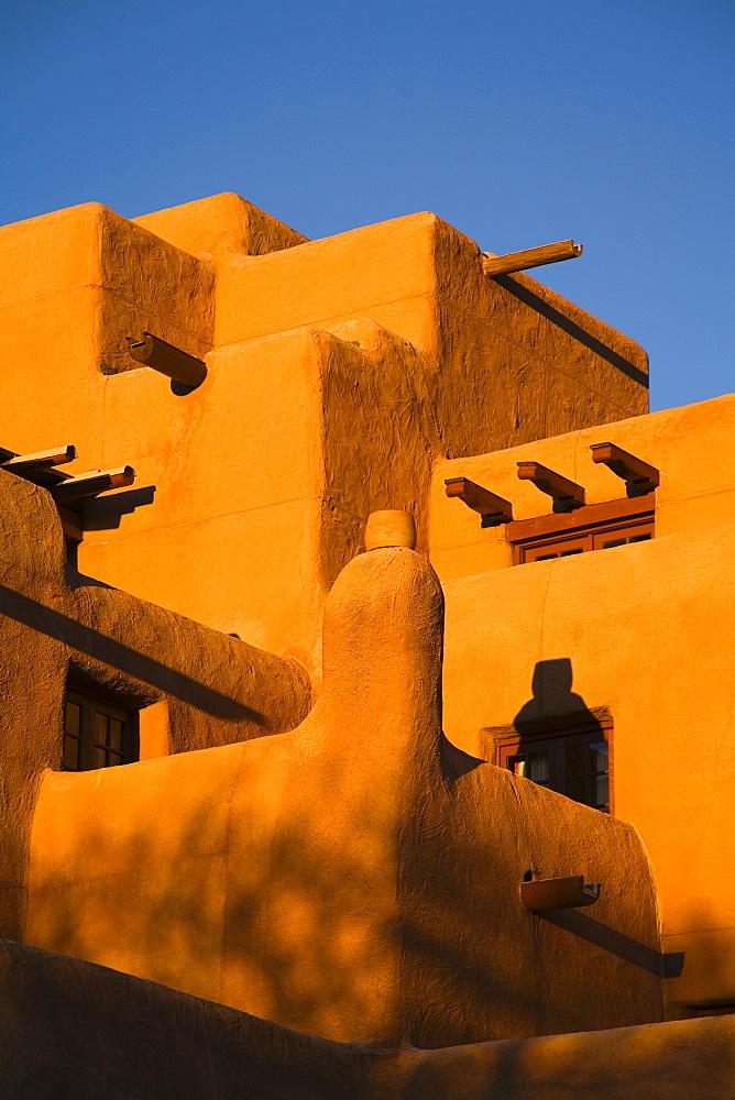 Inn at Loretto, city of Santa Fe, New Mexico, United States of America, North America - 776-1023