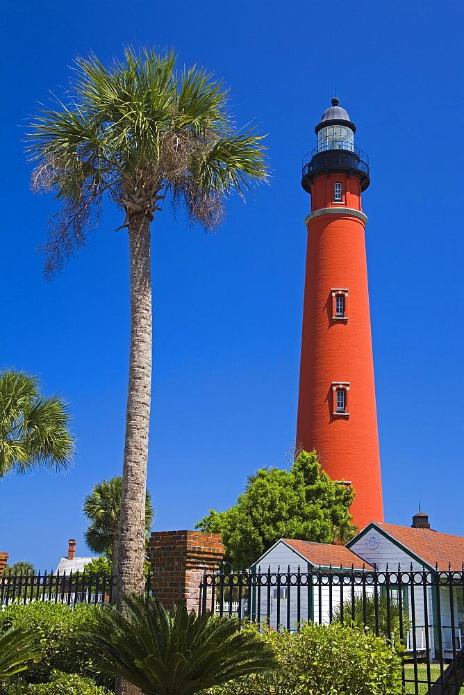 Ponce Inlet Lighthouse, Daytona Beach, Florida, United States of America, North America - 776-1493