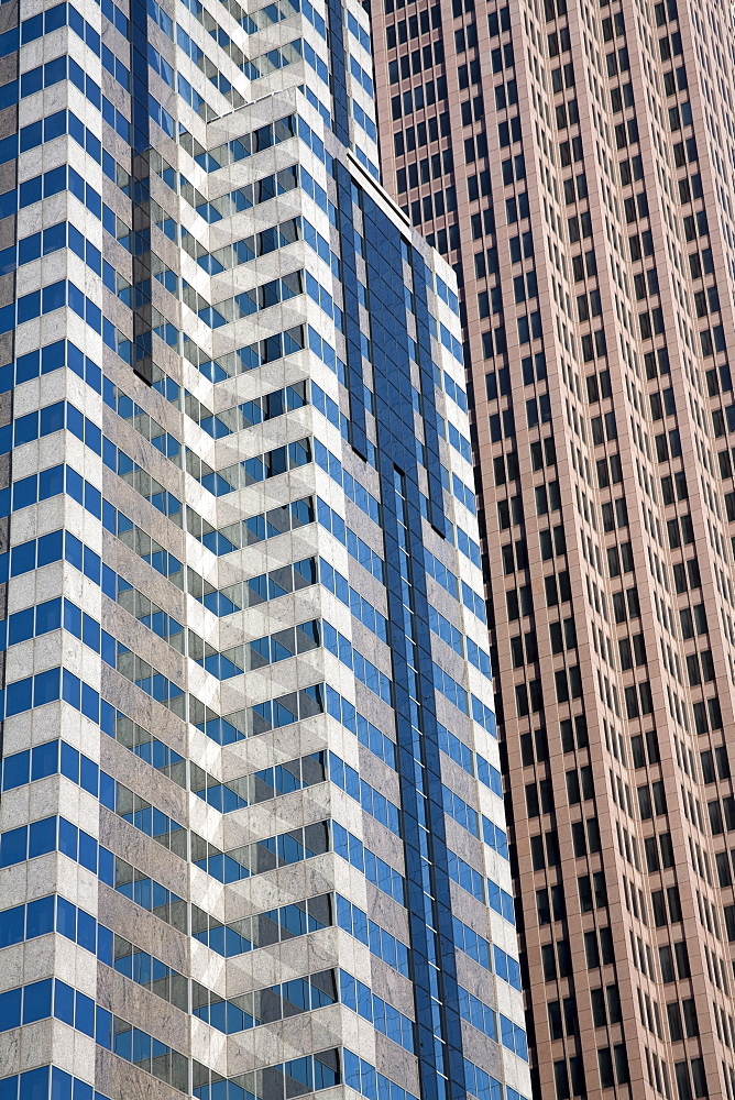 Skyscrapers in Philadelphia, Pennslyvania, United States of America, North America