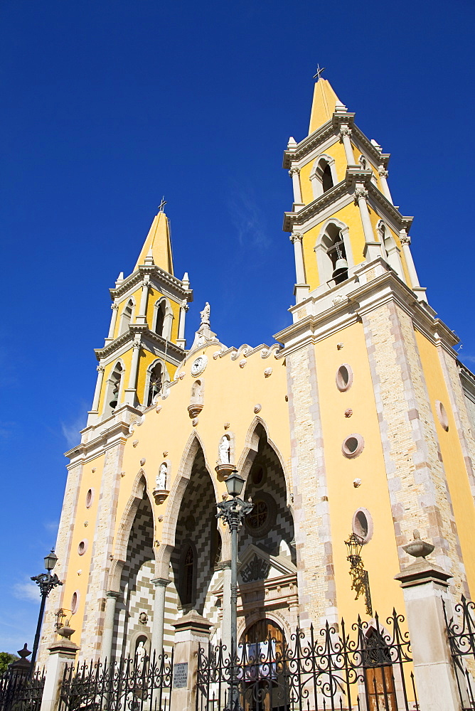 Immaculate Conception Cathedral, Mazatlan, Sinaloa State, Mexico, North America