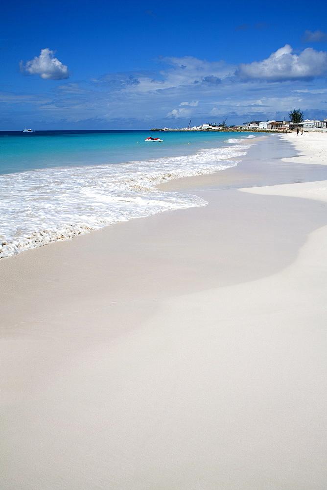 Carlisle Bay beach, Bridgetown, Barbados, West Indies, Caribbean, Central America - 776-24