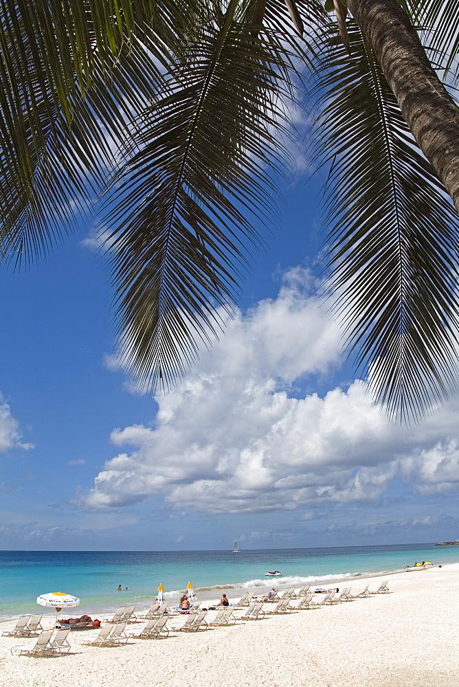 Carlisle Bay Beach, Bridgetown, Barbados, West Indies, Caribbean, Central America - 776-26