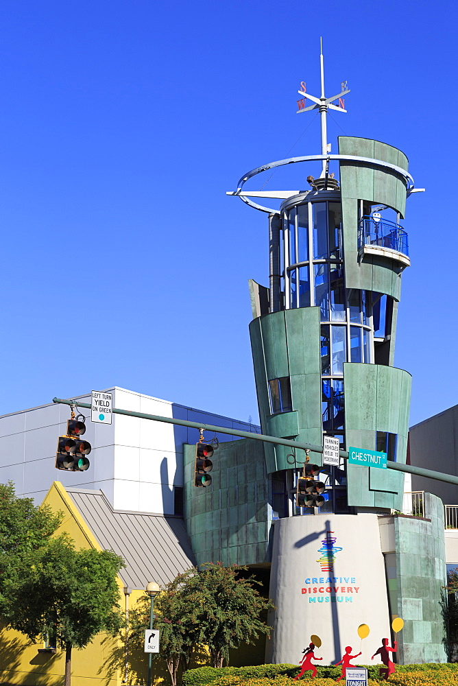 Creative Discovery Museum, Chattanooga, Tennessee, United States of America, North America