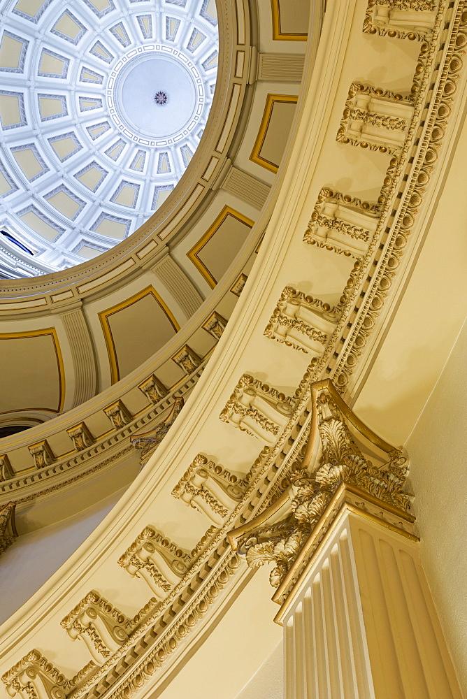 State Capitol Rotunda, Denver, Colorado, United States of America, North America