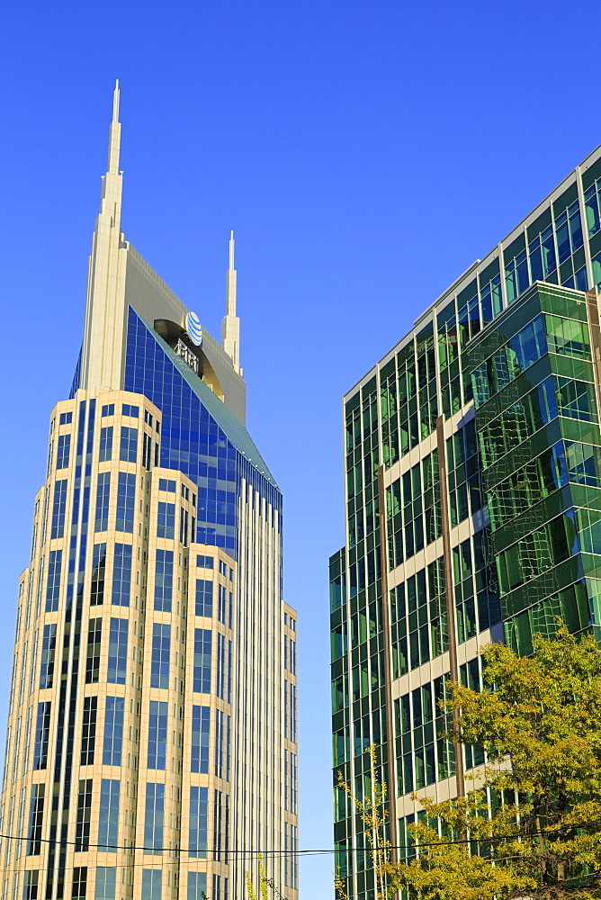 333 Commerce Tower, Nashville, Tennessee, United States of America, North America