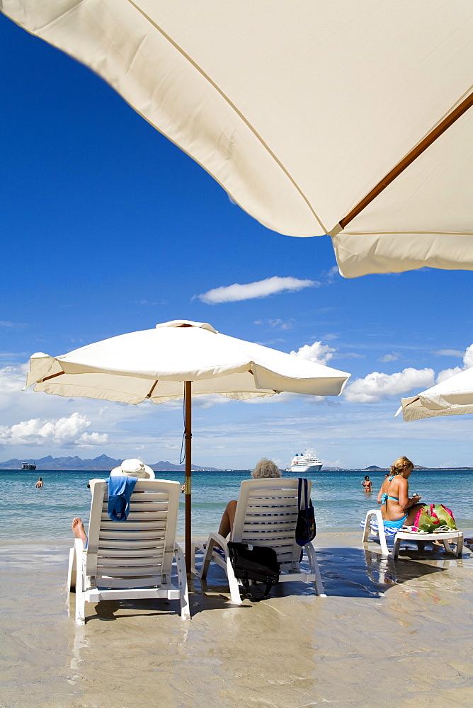 Guamache Beach, Isla Margarita, Nueva Esparta State, Venezuela, South America