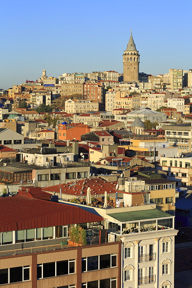 Beyoglu District, Istanbul, Turkey, Europe