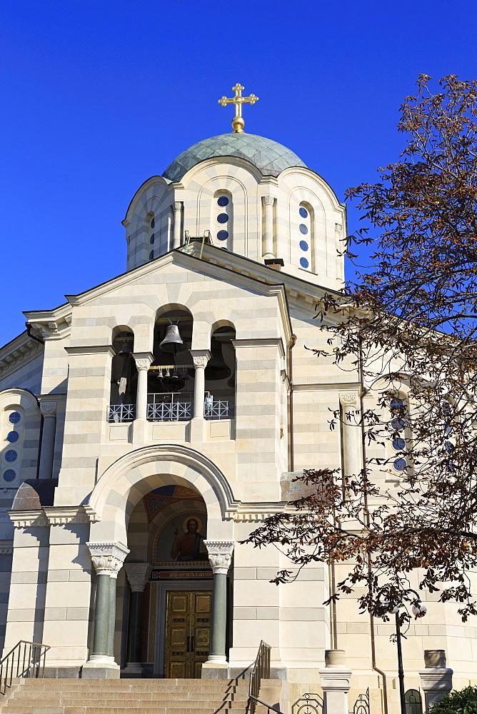 St. Vladimir Cathedral, Sevastopol, Crimea, Ukraine, Europe