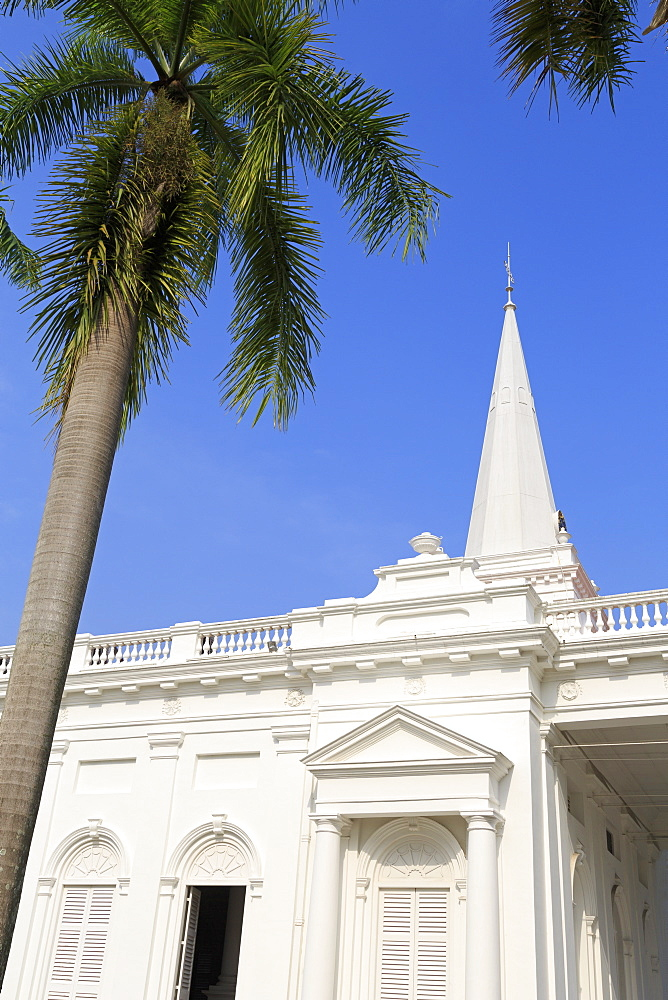 St. George's Church, Georgetown, Penang Island, Malaysia, Southeast Asia, Asia