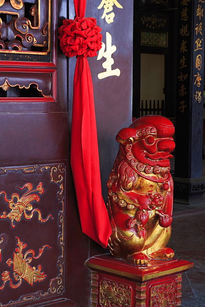 Cheng Hoon Teng Temple, Melaka (Malacca), Malaysia, Southeast Asia, Asia